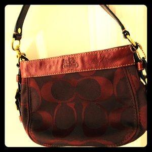 Coach Zoe Shoulder Handbag